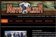 www.motoplzen.com jedou na plný plyn!